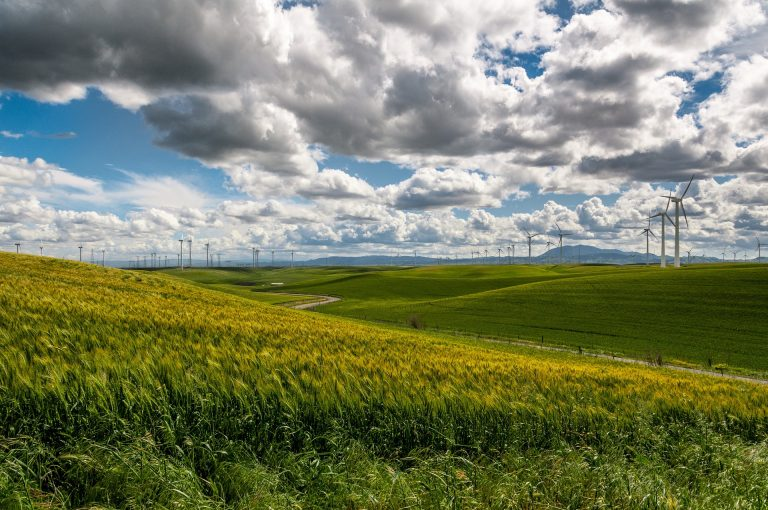 Der Windpark auf blogfinanz.de