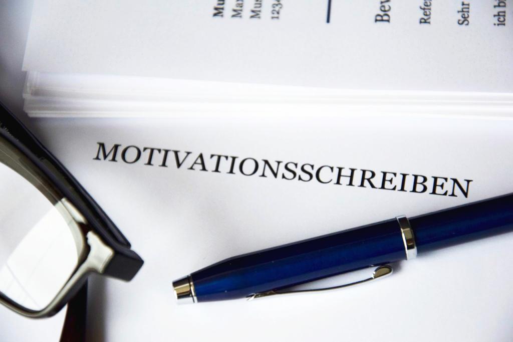 Die perfekte Bewerbung auf blogfinanz.de