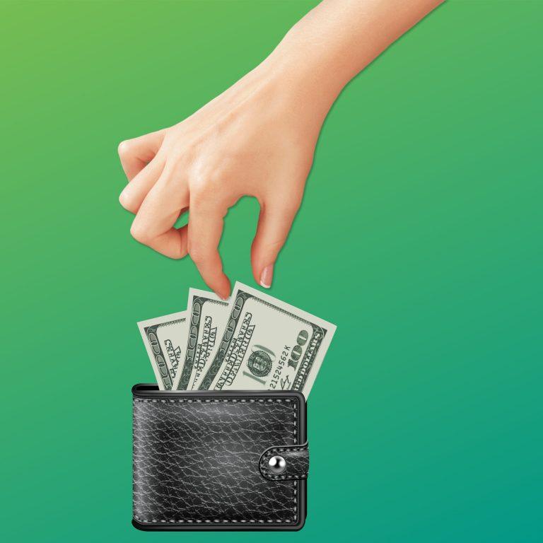 Die Geldtasche im Wandel der Zeit auf blogfinanz.de