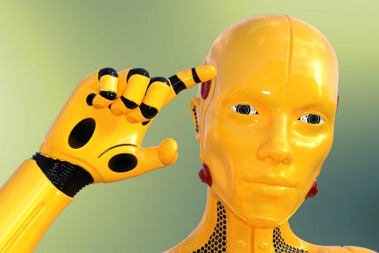 Roboter Handel an der Börse auf blogfinanz.de